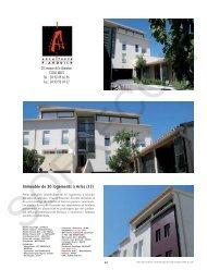 ANOUILH Paul Architecte - L'Architecture