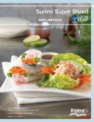 Louis Kemp® Surimi Super Shred