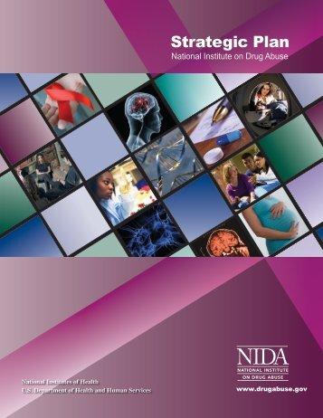 National Institute on Drug Abuse Strategic Plan