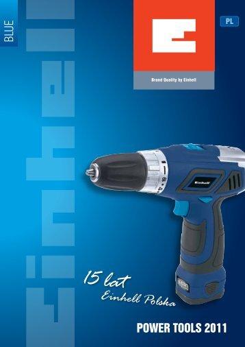 Einhell Blue - STAN-MAR