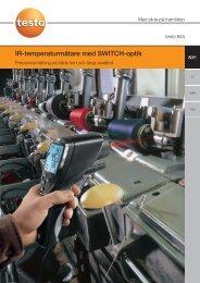 Testo 845 - Nordtec Instrument AB
