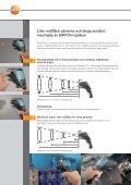 Testo 845 - Nordtec Instrument AB - Page 2