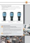 Testo 845 - Nordtec Instrument AB - Page 4