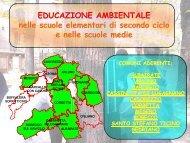 Presentazione - Agenda 21 Est Ticino