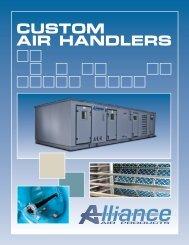CUSTOM AIR HANDLERS - Usair-eng.com