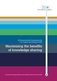 """(ZEP) Report on """"Maximising the benefits of knowledge sharing"""""""
