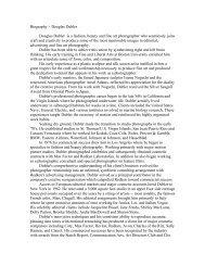 Biography > Douglas Dubler Douglas Dubler is a fashion ... - X-Rite