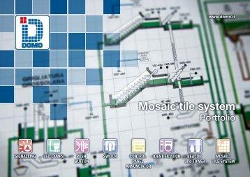 Mosaic tile system - DOMO