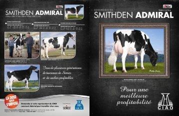 SMITHDEN ADMIRAL - CIAQ