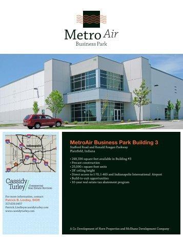 MetroAir Business Park Building 3 - Conor Commercial