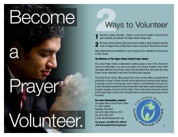 2Ways to Volunteer