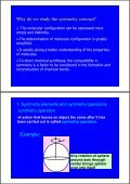 Chapter 3 Molecular symmetry and symmetry point group - Page 2