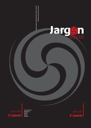 Jargon Buster
