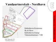 Vandpartnerskab - Nordhavn (501 KB) - Vand i Byer
