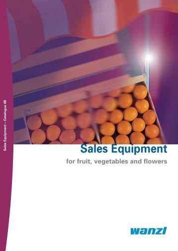 Sales Equipment - Expedit