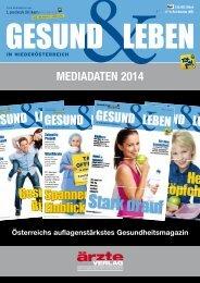 Gesunder Rücken - Unsere Magazine