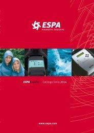 Catálogo-Tarifa ESPA 2013 - Poolaria