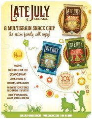 A Multigrain Snack Chip - New Hope > Home
