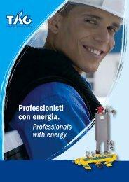 Professionisti con energia. - Watergas