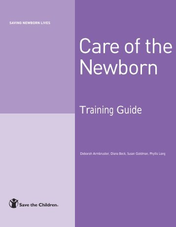 Training Guide - Healthy Newborn Network