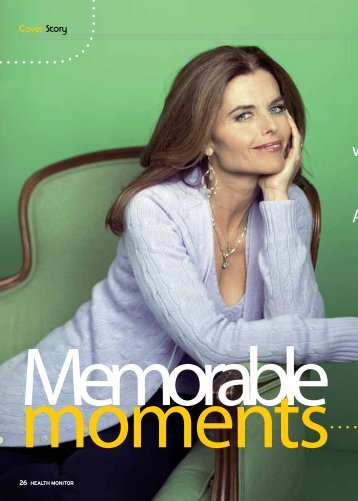 Maria Shriver wants us all to keep in mind the ... - Authorsguild.net