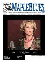 Etta James - Toronto Blues Society