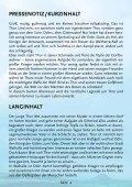 THOR – EIN HAMMERMAESSIGES ABENTEUER ... - Thimfilm - Seite 4