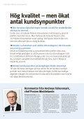 Postens service och kvalitet - Page 4
