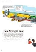 Postens service och kvalitet - Page 6