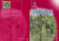 21 - Pontifical Gregorian University