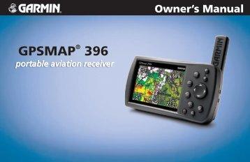 GPSMAP 396 Owner's Manual
