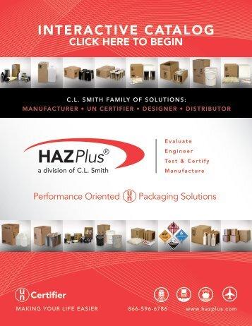 Product Catalog - C.L. Smith Company