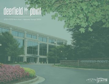 Deerfield Point -- Digital Tour Collateral - Stream Realty Partners