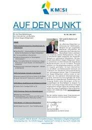 PDF - Nr. 68 Mai 2011 - Kompetenzregion Mittelstand Siegen ...