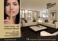 Leiser Luxus – Auf Höchstem Niveau! - Marcus Gross Werner Rüegg