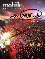 volume 3 issue 4 2010 - Mobile Production Pro