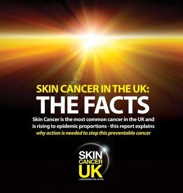 SKIN CANCER IN THE UK: - Skcin