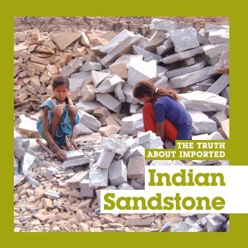 Indian Sandstone - Stonemarket