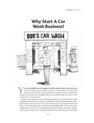 Why Start A Car Wash Business?