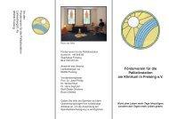 Förderverein für die Palliativstation am Klinikum in Freising e.V.