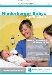 Geburts - Klinikum Niederberg