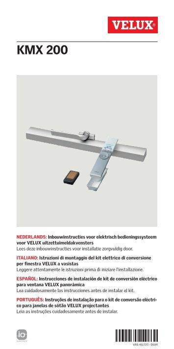 Type ksx 100 velux for Velux ksx 100 prezzo