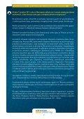 LiBeraLizacja rynKU GazU a BezPieczeŃSTwo enerGeTyczne raPorT - Page 2