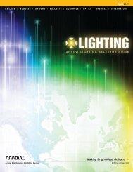 Making Bright Ideas Brilliant SM - Arrow Electronics