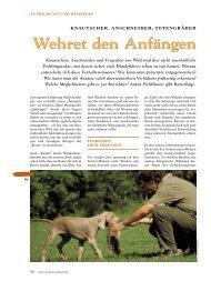 Wehret den Anfängen - Anton Fichtlmeier