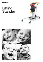 Lifting stander NEW - Pom Nijmegen