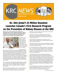 Newsletter Dec 2007.cdr - The Ottawa Hospital Research Institute
