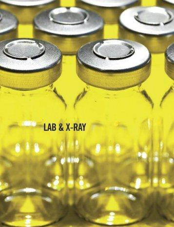 LAB & X-RAY - MDA
