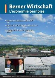 Magazin Berner Wirtschaft 04/2011 - Handels- und Industrieverein ...