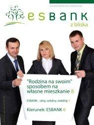 ESBANK z bliska - nr 3